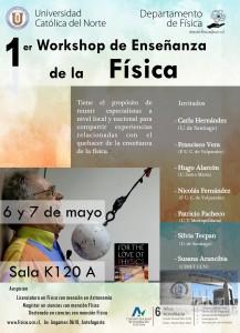 Afiche-Workshop-Enseñanza-Fisica